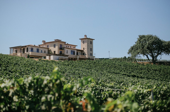 Stolpman Vineyards Villa and vineyard: a part of life in the Santa Ynez Valley